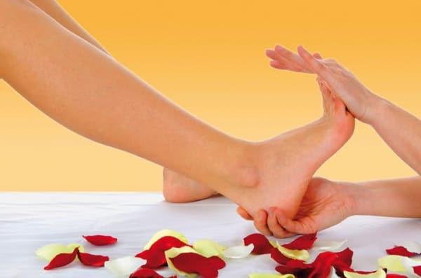 Массаж ступней- счастье ваших ног!