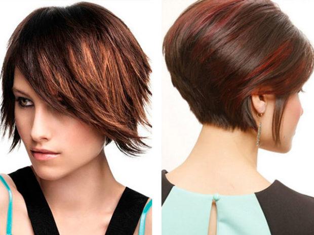 Варианты причесок для коротких волос: когда длинна не имеет значения