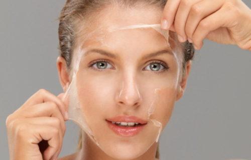 Поверхностная очистка кожи – омолаживающий эффект с помощью пилинга Джесснера