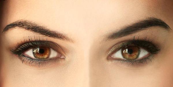 Татуаж глаз — преимущества .